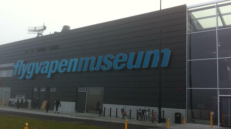 Flygvapenmuseum i Linköping, ett av Sveriges statliga museer.