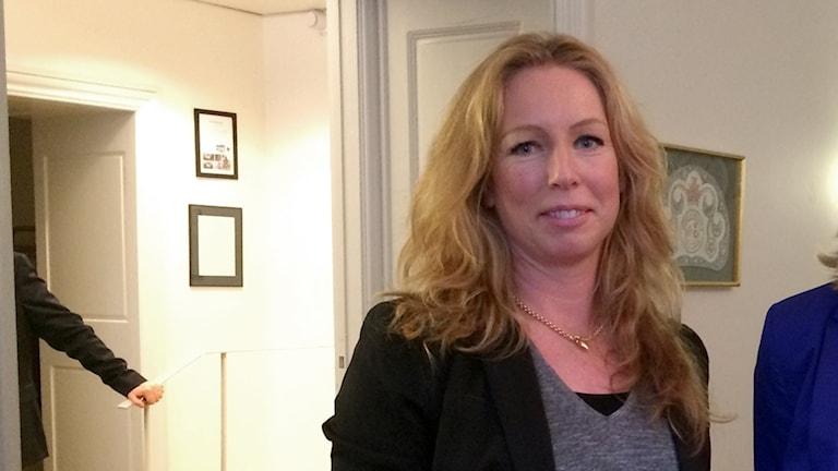 Pernilla Thott Ljung.