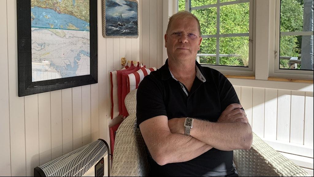 Ulf Negendanck, boende Kolmården