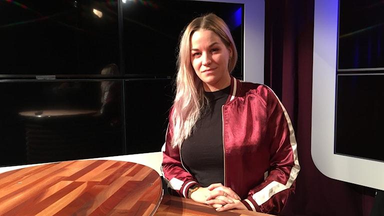 Ida Larsson, journalist på 24 NT/Corren.