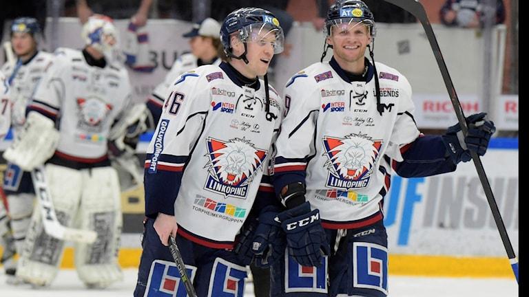 Mathis Olimb och Tony Mårtensson