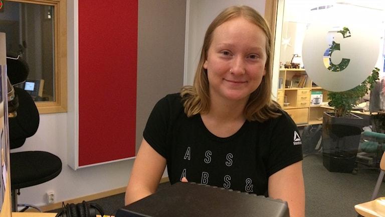 Caroline Söderqvist ska delta i yrkes-vm i Abu Dhabi i Förenade Arabemiraten.