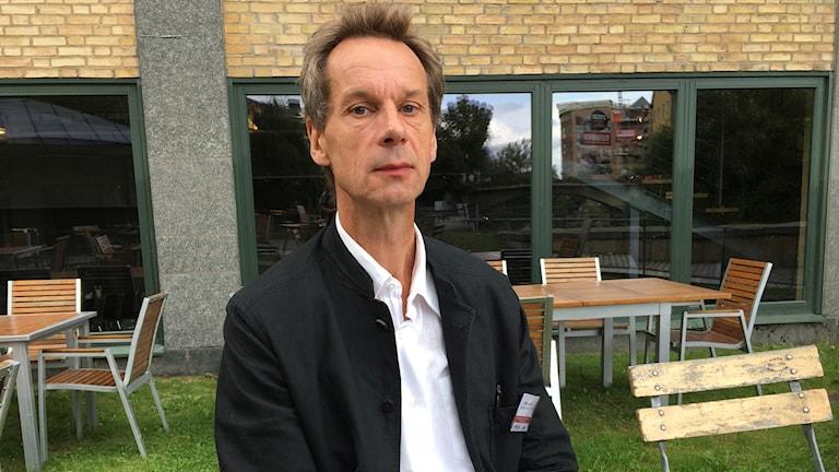 Stefan Jonsson, professor i etnicitet vid LiU