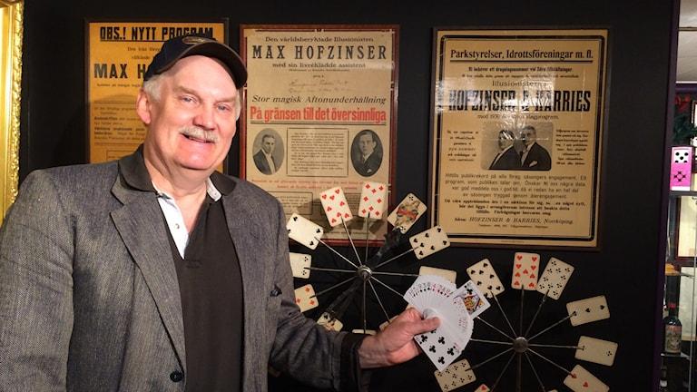 Tim Star, magiker