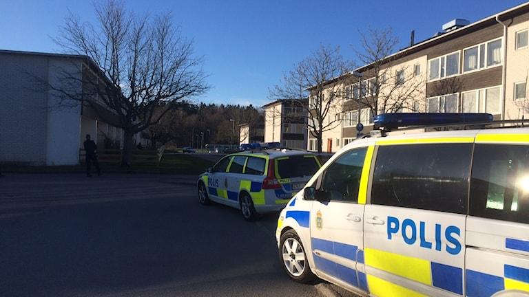 Misstänkt föremål i Ekholmen