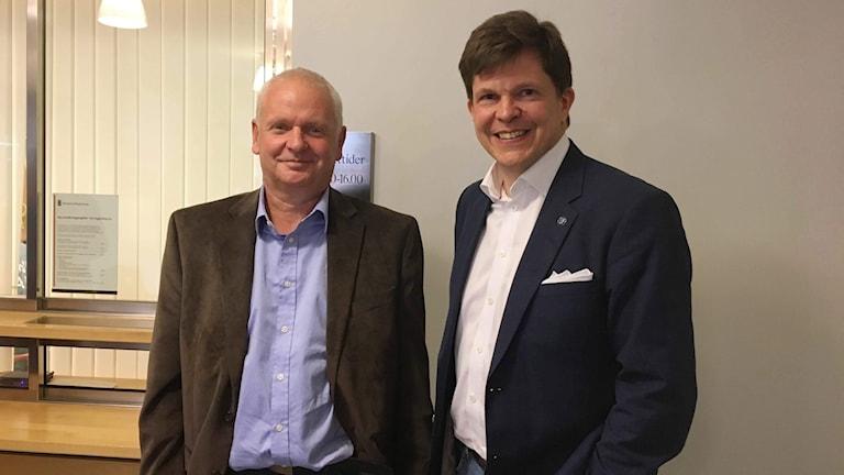 KU:s ordförande besöker Norrköping och Linköpings tingsrätter