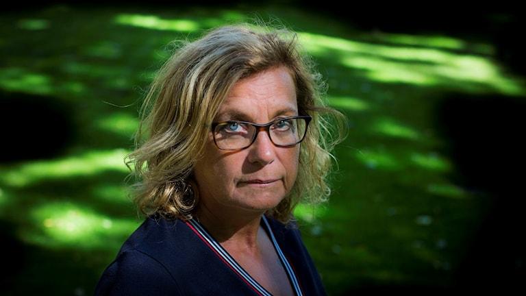 Elza Dunkels, internetforskare Umeå Universitet.
