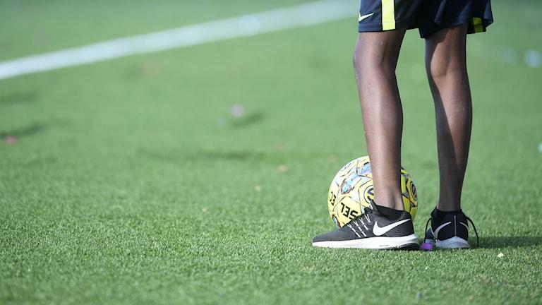 Fotboll, integration