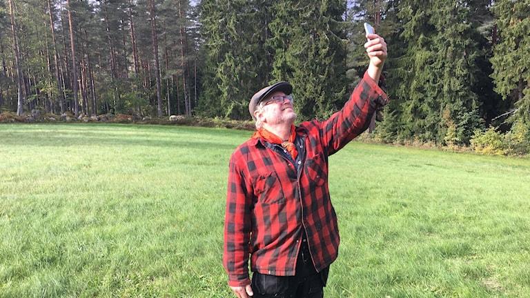 Olle Forsell/Kalvefalls gård