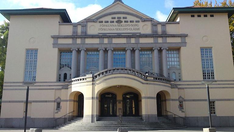 Östgötateatern i Norrköping. Arkivfoto