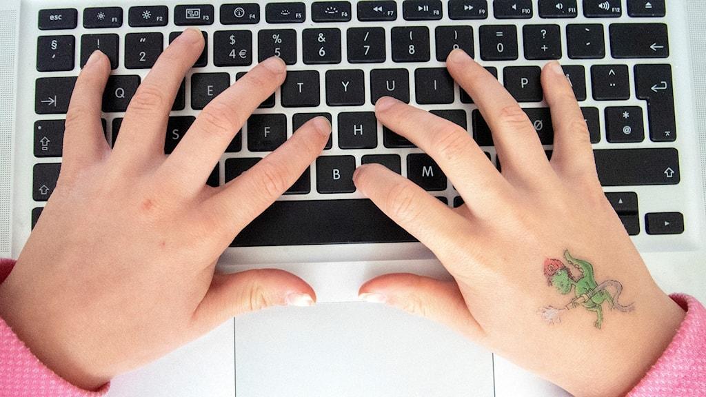 Ett nytt projekt som ska fånga upp psykisk ohälsa bland unga på nätet.