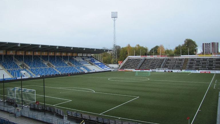 Nya Parken Norrköping. Foto: Marie-Louise Kristensson