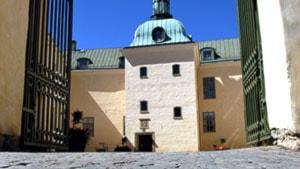 Linköpings slott. Foto: Länsstyrelsen