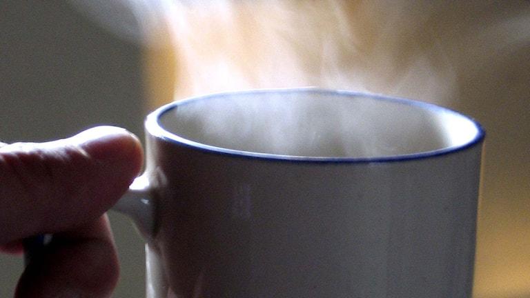 Kaffekopp.