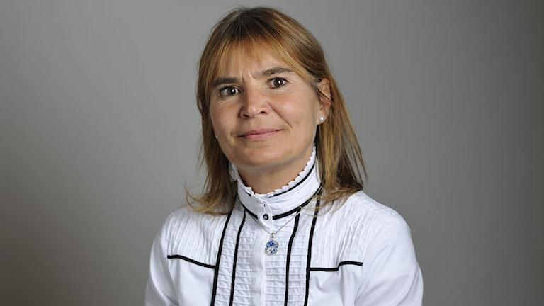 Betty Malmberg (M) riksdagsledamot från Ödeshög Foto: Henrik Montgomery / Scanpix