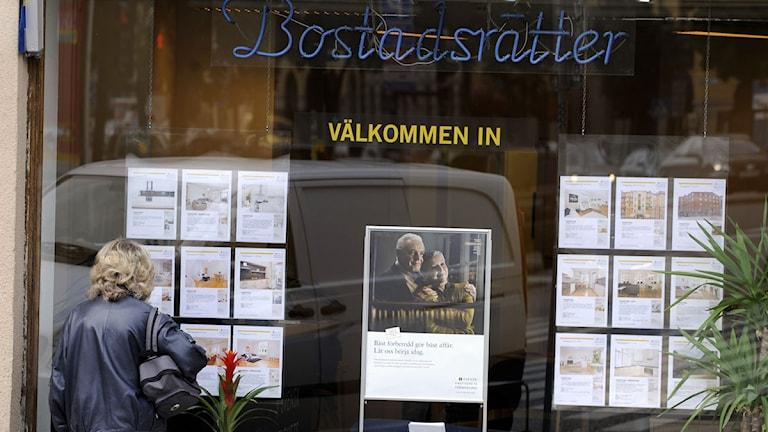 Bostadsrätter till salu foto:Bertil Ericson/Scanpix