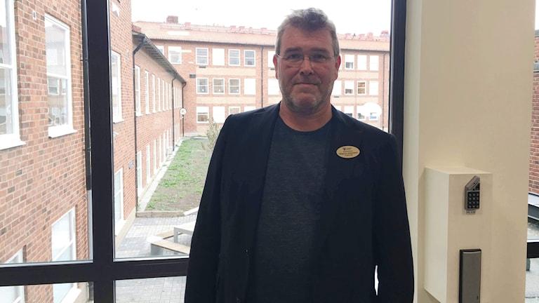 Magnus Johansson, enhetschef Berzeliusskolan