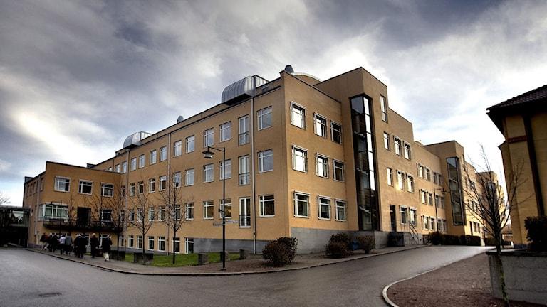 Statens Kriminaltekniska Laboratorium, i Linköping. Foto: Stefan Jerrevång/SCANPIX