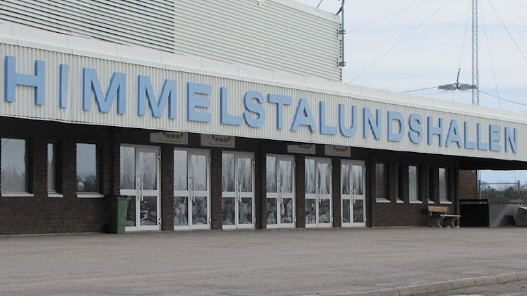 Himmelstalundshallen. Foto: Christina Turesson/Sveriges Radio
