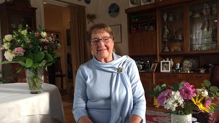 Rut Larsson fyller 100 år