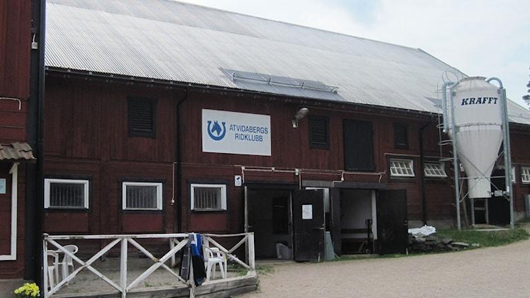 Åtvidabergs ridklubb. Foto: