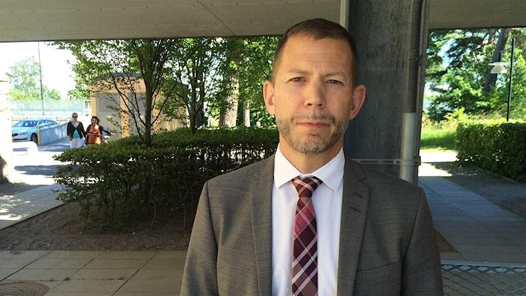 Chefsåklagare Pär Andersson.