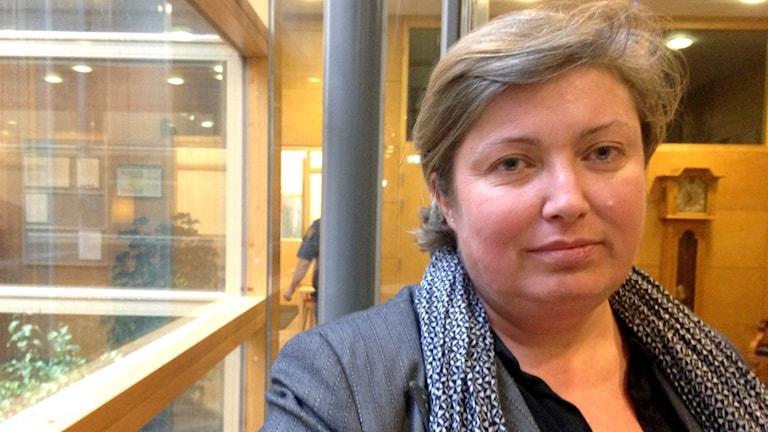 Eva Nemec Nordh