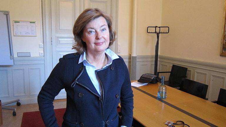 Catharina Rosencrantz. Foto: Sveriges Radio