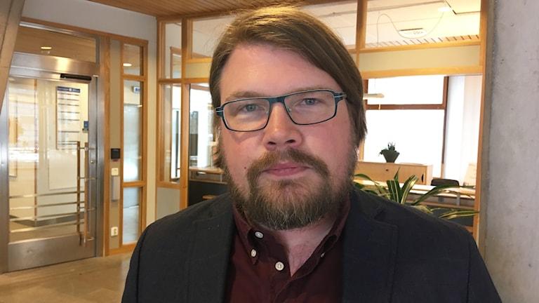 Anders Härnbro(S), regionråd.