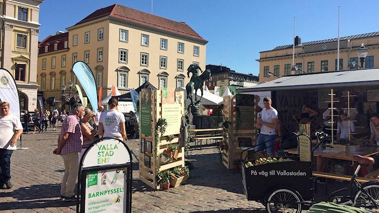 Linköpings stadsfest.