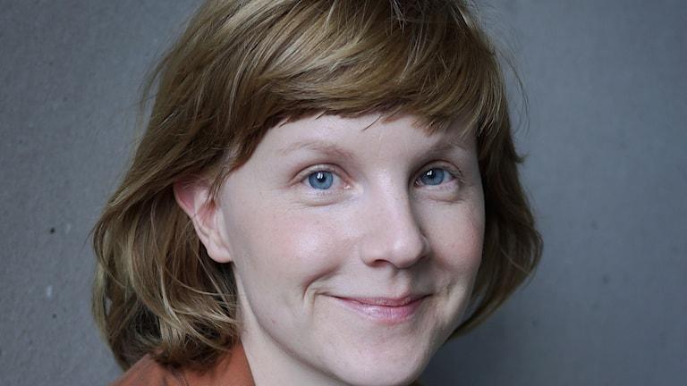 Lisen Adbåge, barnboksförfattare, illustratör och serietecknare.