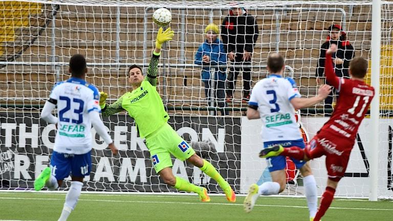 IFK förlorade det allsvenska mötet md 1-0. Får de revansch i eftermiddagens final i cupen?