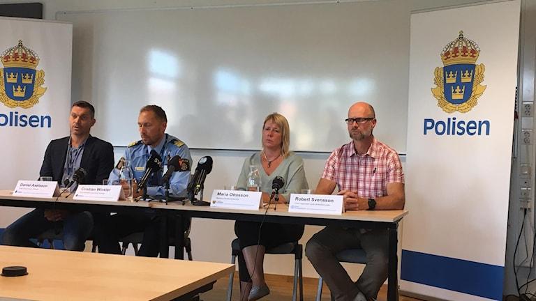 Presskonferensen