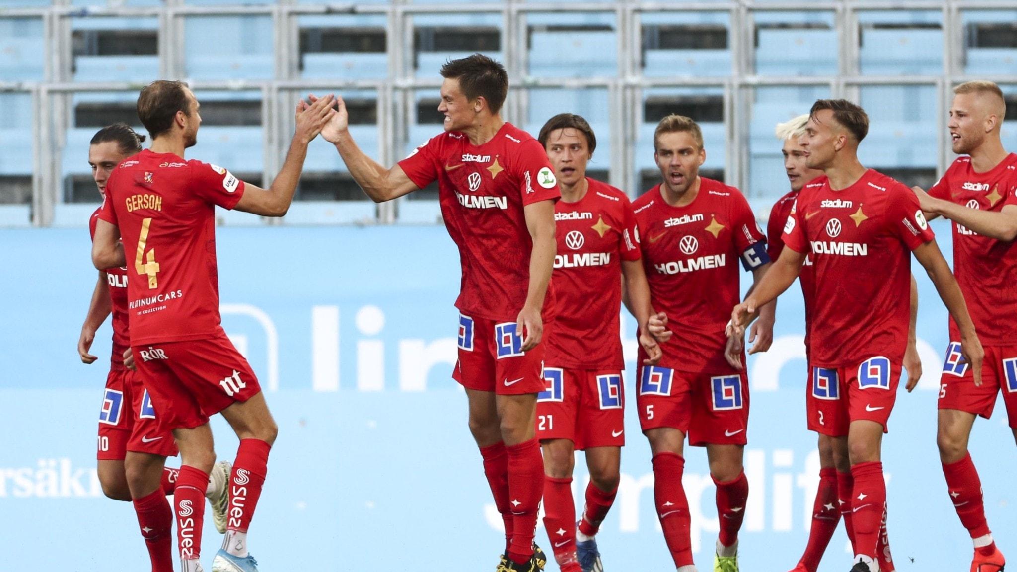 Norrköping spelade lika efter dramatiskt slut