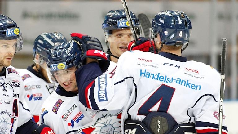 LHC vann över Frölunda med 2-3
