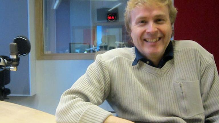 Jonas Jacobsson Foto: Sveriges Radio