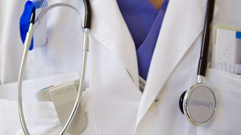 Läkare. Foto: Bertil Ericson/Scanpix