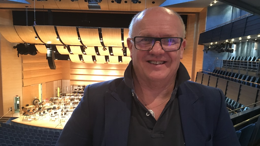 Christian Lindberg, dirigent