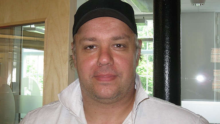 Peter Jansson, lagledare Vargarna.