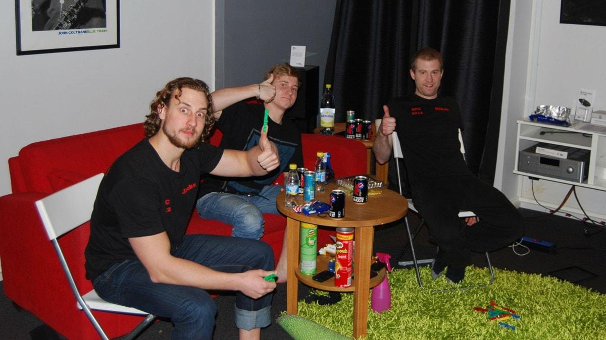 Skandinavien tavlar i masterskap i filmtittande
