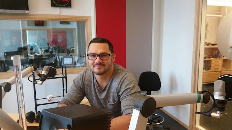 I dag föreläser Armando Ibrakovic och delar med sig av sin historia.