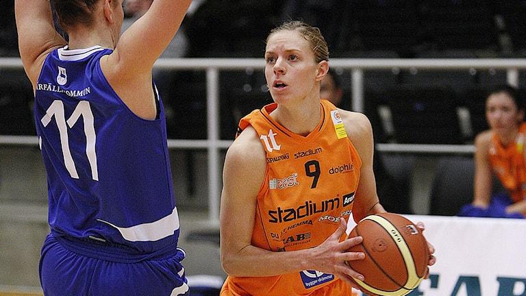 Elisabeth Egnell. Foto: Kim Hellström