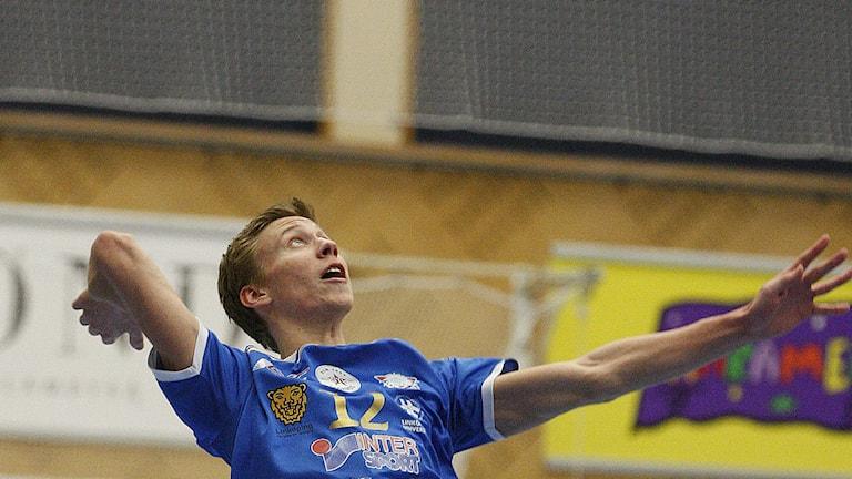 Andreas Erikson. Foto: Kim Hellström