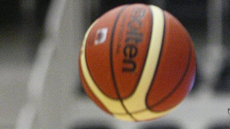 Basketboll. Foto: Kim Hellström