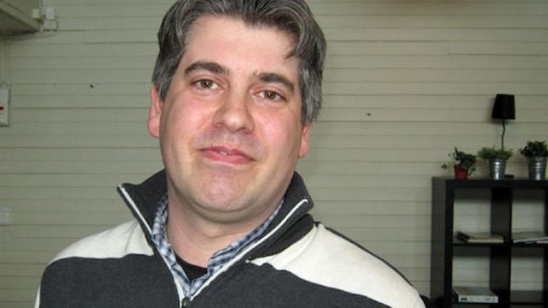 Niklas Borg (M), socialnämdens ordförande i Linköping