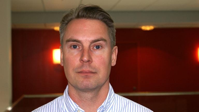 Mikael Nordbakken är enhetschef på Regionfastigheter