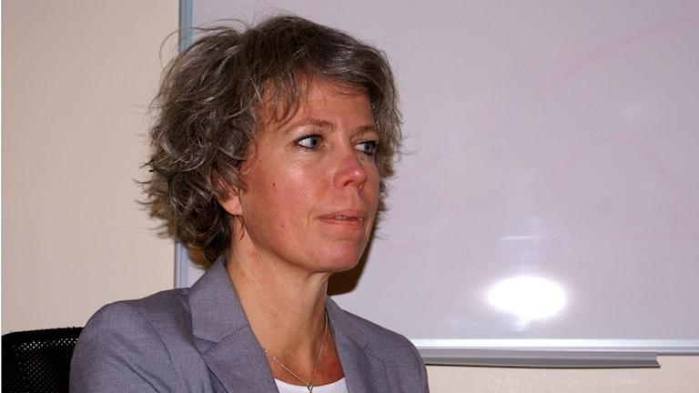 Malin Engström är Enhetschef Utredningsenheten i Mjölby