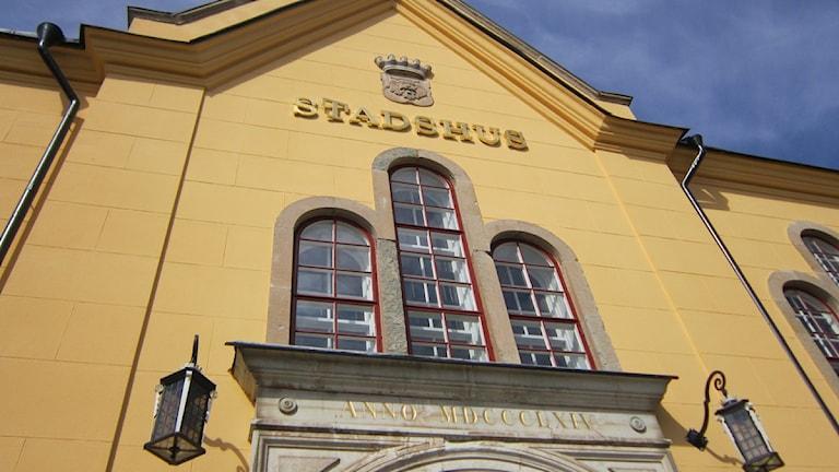 Linköpings kommun anställer en ny chef. Foto: Raina Medelius/Sveriges Radio