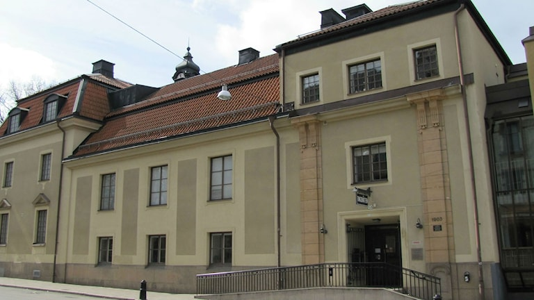 Byggnad Norrköpings tingsrätt. Foto: Annika Selin/Sveriges Radio