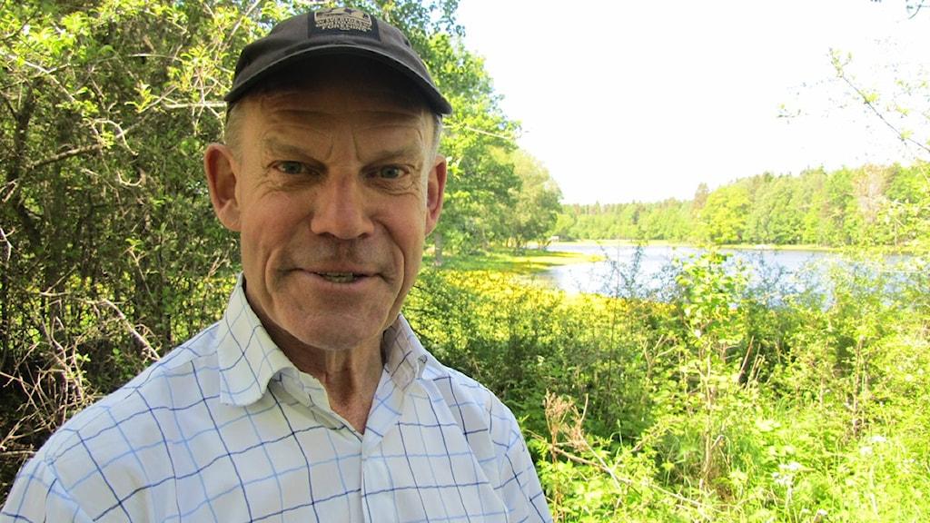 Göran Toss, Naturskyddsföreningens ordförande i Östergötland.